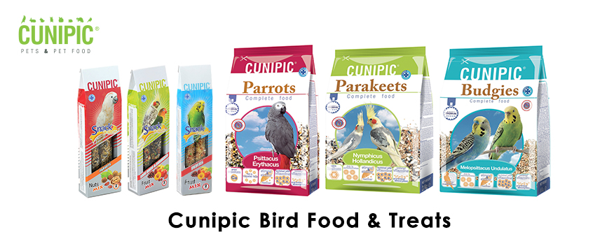 Cunipic Bird Food & Treats